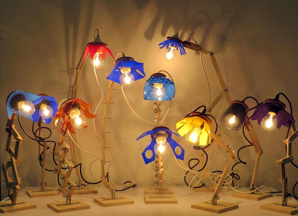 Articulated Lamp